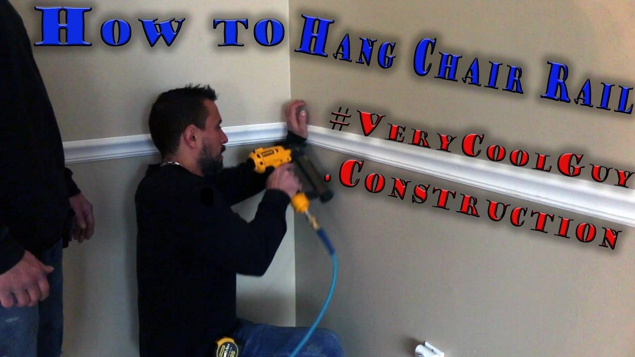 chair rail corners without coping cheap reclining chairs molding best way for professional installation youtube