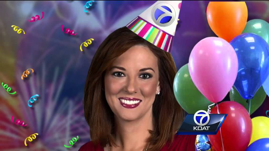 Doug's on-air birthday surprise for Shelly