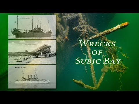 Wrecks of Subic Bay (EN version)