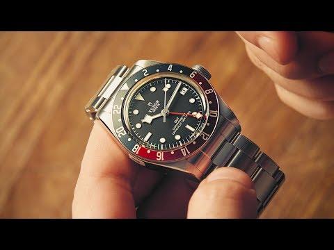 Review: Tudor Black Bay GMT  Watchfinder & Co