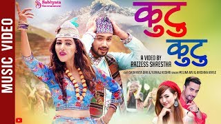 Kutu Kutu - Melina Rai & Krishna Kafle Ft. Sabhyata Giri & Yuvraj Keshri | Nepali Song 2076/2019