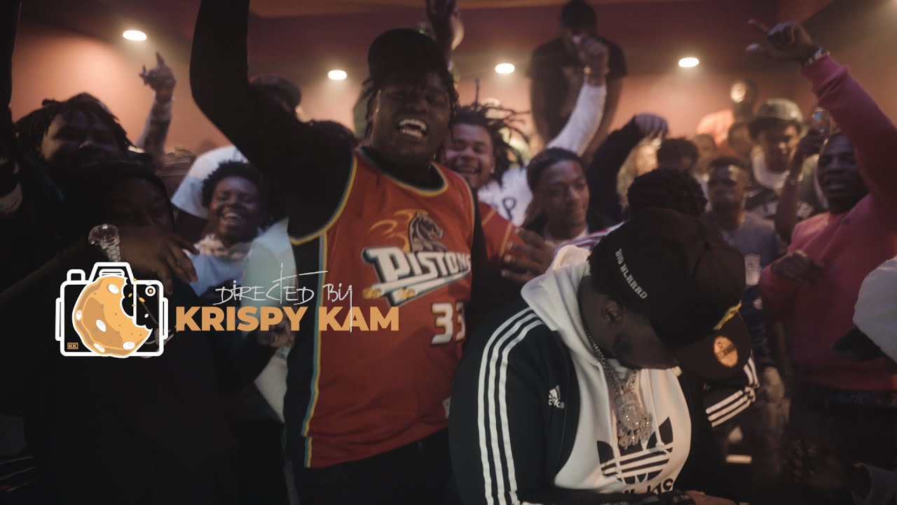 CTG DayDay & Big30 - Trappin' & Rappin' (Official Music video)
