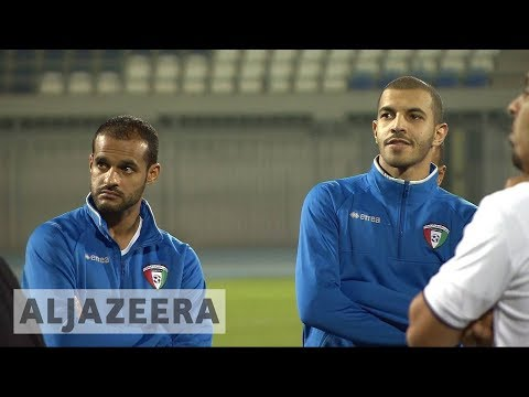 Gulf Cup: Saudi and Emirati footballers shun Qatar news channels