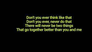 ALICIA KEYS I Need You (+lyrics)
