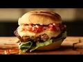 Hamburguesa Rellena Asada a Leña! Receta de Locos X el Asado