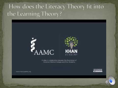 Schema Literacy Theory 1
