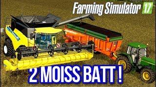 UNE DEUXIÈME MOISSONNEUSE !!! 😱 (Baltic sea no cheat #10) - Farming simulator 17