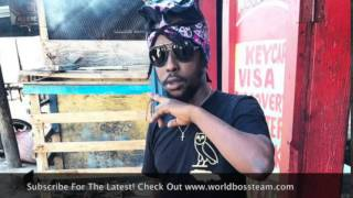Popcaan - Way Up (FINAL MIX) | Mildew Riddim | April 2015