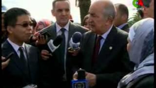 وزير السكن عبد المجيد تبون ملعب 5 جويلية سيحول إلى ملعب مغطى
