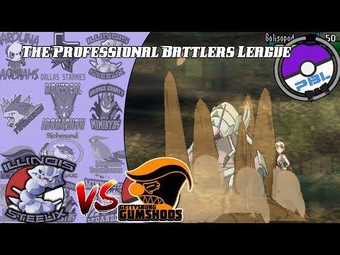MOONBLAST IT ALL! |PBL Season 4 Week 1 | Illinois Steelix(0-0) VS. Gettysburg Gumshoos(0-0)