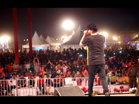 Guru Randhawa live at Polo Grounds
