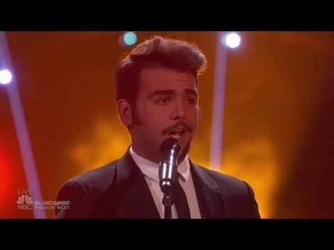 Stunning Voice Laura Bretan and Il Volo   Nessun Dorma   Americas Got Talent   September 14 2016