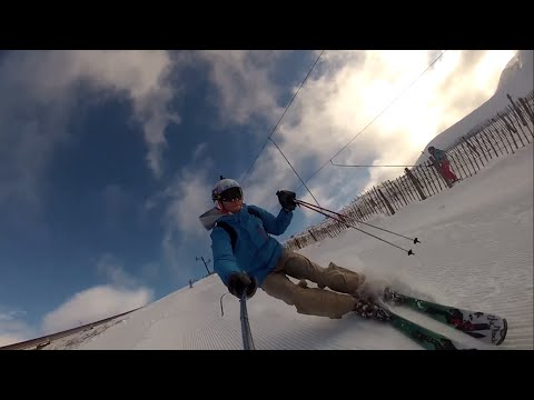CairnGorm Mountain Skiing - Aviemore 2016