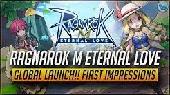 [Global EN] Ragnarok M Eternal Love Love Global Release!! First Impressions