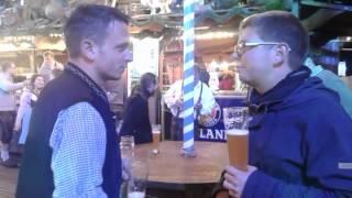 Лучшее видео из Германии с Октоберфеста 2015.(Немец на видео признается, что выпил 20 бокалов и хочет еще. Безумное событие - этот праздник Пива., 2015-12-28T18:46:10.000Z)