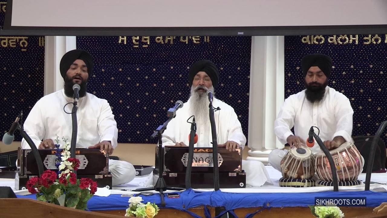 Bhai Harjinder Singh Sri Nagar Wale - San Jose Gurdwara, Sept 1, 2016