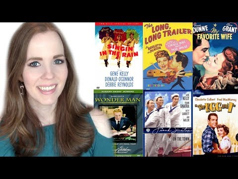 MUST-WATCH CLASSIC MOVIES! | My Favorite Feel-Good Classic Movies You Should Watch!