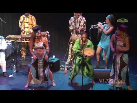 "NUSODIA""Burkina Denon"" Live @ 2016 Den Haag, Live@State X new Form Festival"