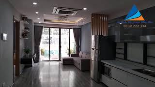 Căn hộ mẫu số 3, 4, 9, 10 dự án chung cư Thống Nhất ComPlex số 82 Nguyễn Tuân.