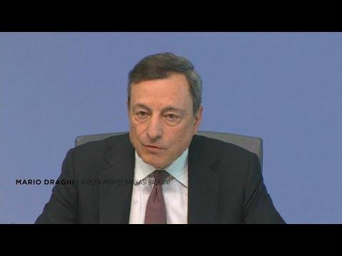 El BCE mantendrá los estímulos pese al crecimiento - economy