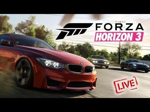 bonaStream - Forza Horizon 3 ! - Μυρίσανε Λάστιχα μετά απο Χρόνια Πολλά ! XD thumbnail