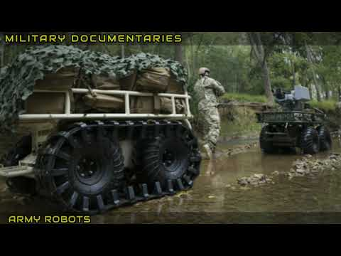 Download Army Robots - Military Documentary - The future of autonomous A.I. war machines on the battlefield