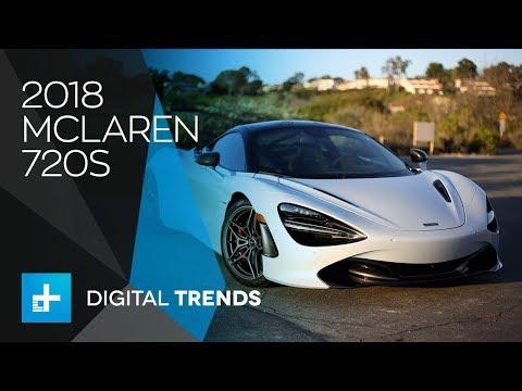 2018 McLaren 720S - Review