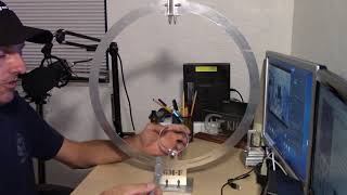 6 Meter/50 MHZ Magnetic Loop 6M-F Review Magic Band Antenna