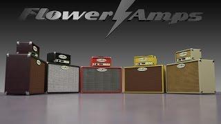 Flower Amp demo style clip :-)