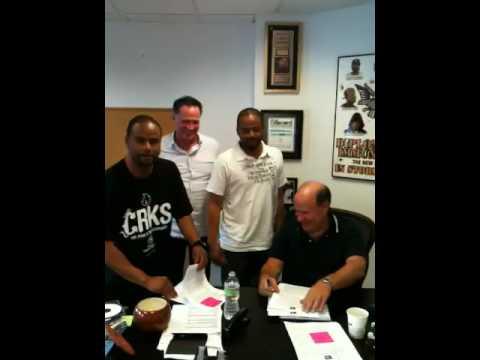 Kane & Abel signs to E1 Music