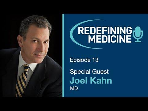 Holistic Cardiologist Dr. Joel Kahn Emphasizes Plant-Based Nutrition Redefining Medicine