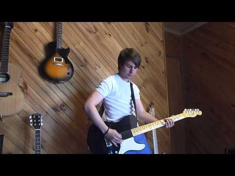 Brantley Gilbert Bottoms Up Guitar Cover Youtube