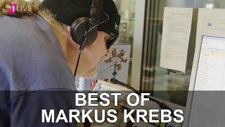 Flachwitztest mit Markus Krebs | 1LIVE Comedy-Session