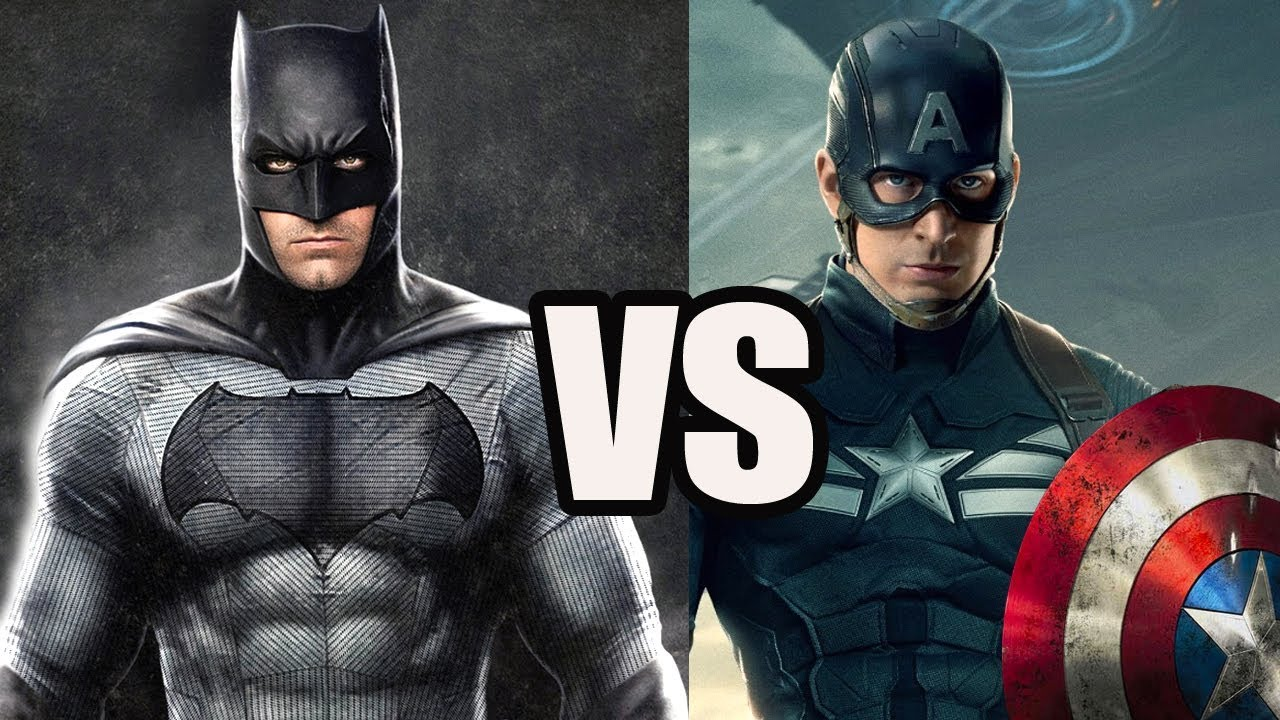 batman vs captain america who would win analytical story battle