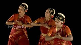 Thillana Bharatanatyam DVD Invis Multimedia