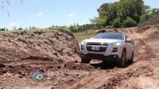 TEST Peugeot 4008 - JOSE LUIS DENARI - STOP AND GO - FOX SPORTS