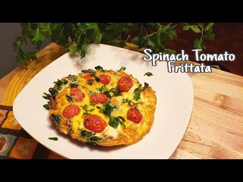 spinach-tomato-frittata-recipe