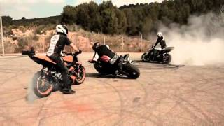 Drift com Moto