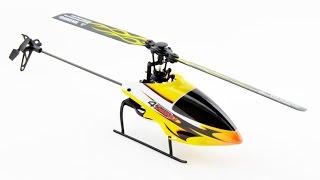 Радиоуправляемый вертолет 2.4G 4CH Flybarless c 6-ти осевым гироскопом (BM6051)(Спецификация - размеры: 29.5×4.9×8 см; - аккумулятор: Li-po battery 3.7V 180MAH; - время до полной подзарядки: 60 минут; - время..., 2014-10-22T12:54:21.000Z)