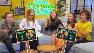#24 SONG ASSOCIATION CHALLENGE  | JUNIOR SONGFESTIVAL 2019🇳🇱