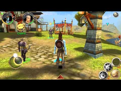 Order & Chaos Gameplay   Best Online RPG Games Ios Android