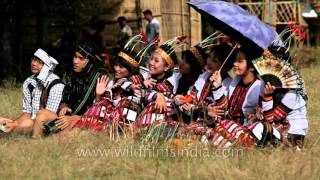 Ziro Festival of Music - Magical Woodstock of India