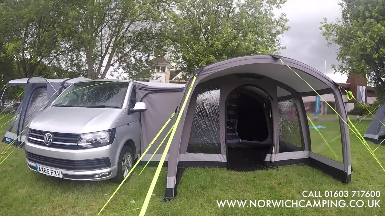 Kampa Touring Air Classic Driveaway Awning Walkabout 2018 NEW