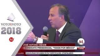 No hay partidos corruptos sino políticos corruptos: Meade