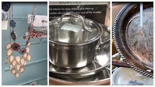 കുറച്ചു വർത്തമാനങ്ങളും ഷോപ്പിങ്ങിൽ സ്റ്റീൽ പാത്രങ്ങളുടേ കുറച്ചു അറിവും|| Shopping & Cooking Vlog