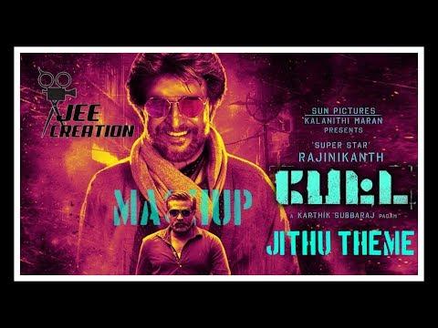JITHU THEME - PETTA | VIJAY SETHUPATHY VERSION | MASHUP | ANIRUDH | @JEE CREATION