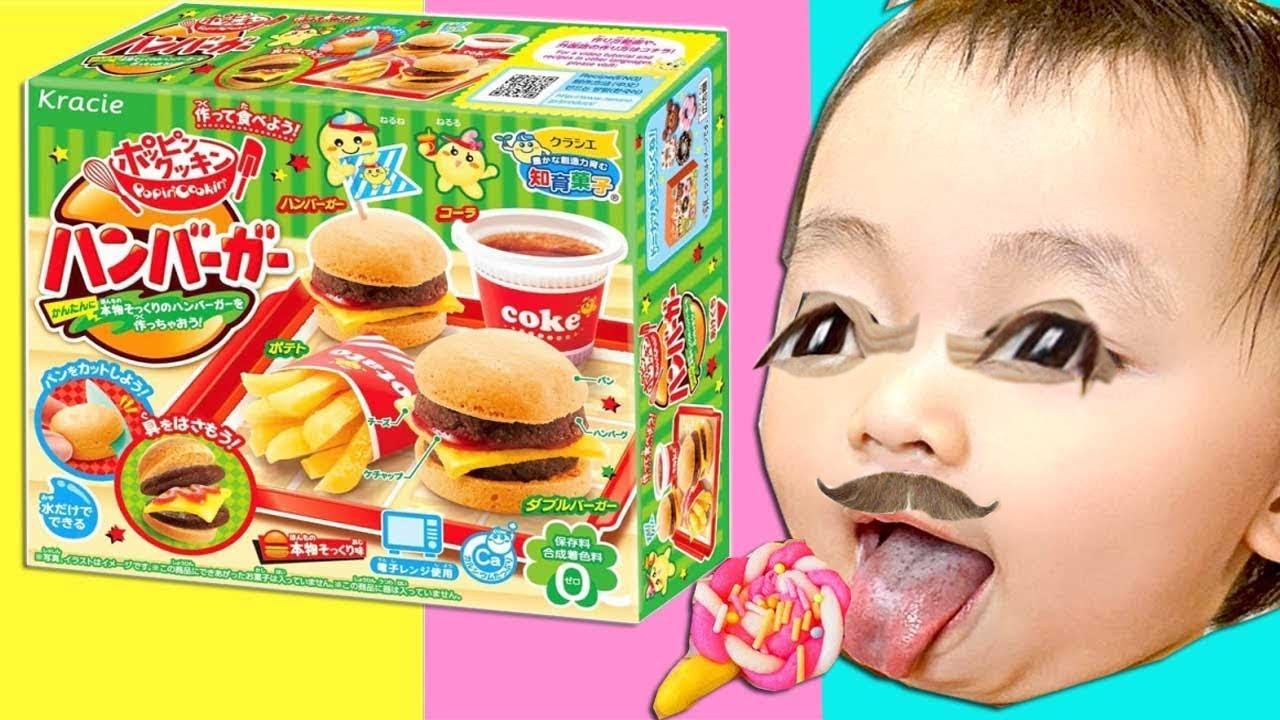 Bé Chippy Siêu Quậy | Đồ Chơi Tự Làm Bánh Kẹo - Series Chơi Cùng Ba Mẹ