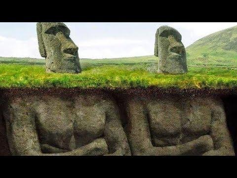 Смотреть Ученые Наконец-то Выяснили Правду об Острове Пасхи онлайн
