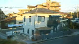 山陽電鉄・東二見→林崎松江海岸[2018/1/6]