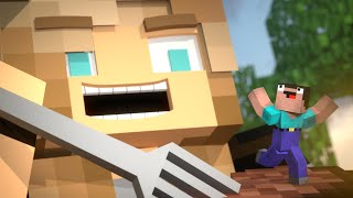 Tiny Derp Minecraft Animation